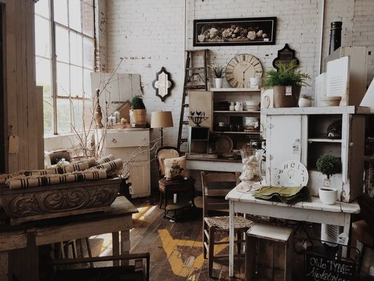 shabby chic interieur