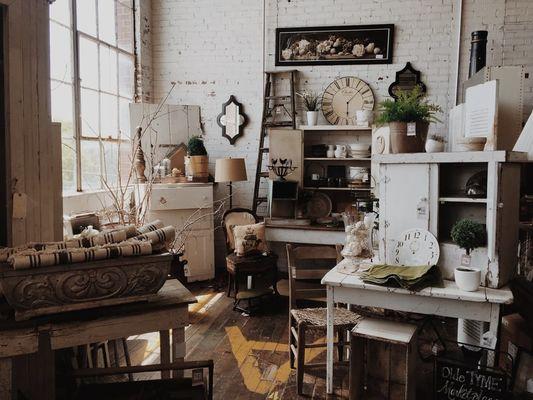 Vintage Woonkamer Inrichten : Wie kann ich mein wohnzimmer mit shabby chic deko einrichten?