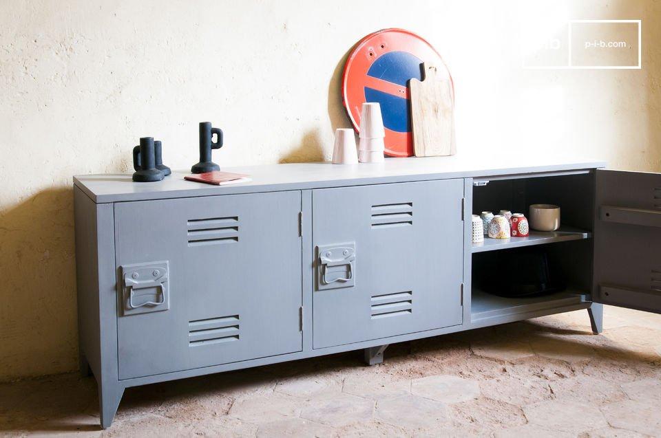 Egal ob Sie es als Sideboard oder TV-Möbel benutzen werden
