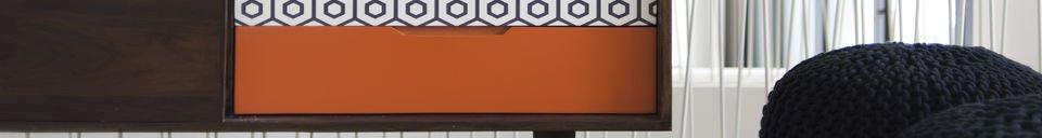 Materialbeschreibung Sideboard Londress