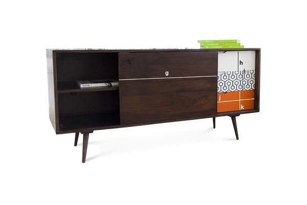 Produktdimensionen Sideboard Londress