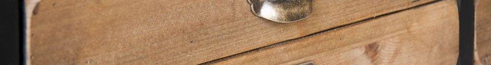 Materialbeschreibung Sideboard Van Ness