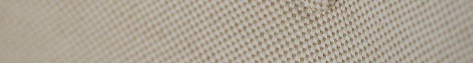 Materialbeschreibung Sitzbank Breda