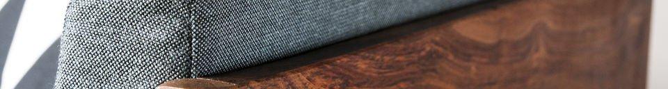 Materialbeschreibung Sitzbank Mabillon