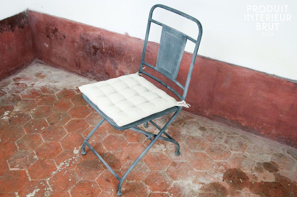 Ein Hauch Komfort für längeres Sitzen