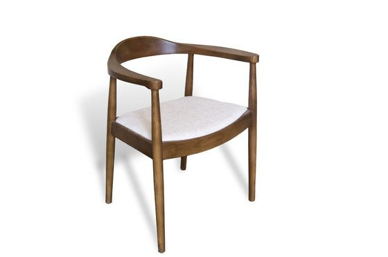 Skandinavischer Sessel Johannes ohne jede Grenze