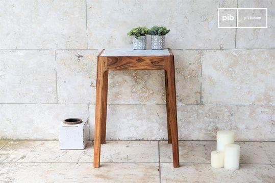Sofa-Beistelltisch aus Marmor Marmori