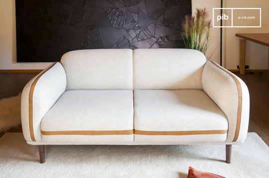 Sofa Britta aus Wolle