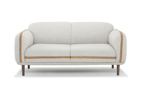 Sofa Britta aus Wolle ohne jede Grenze