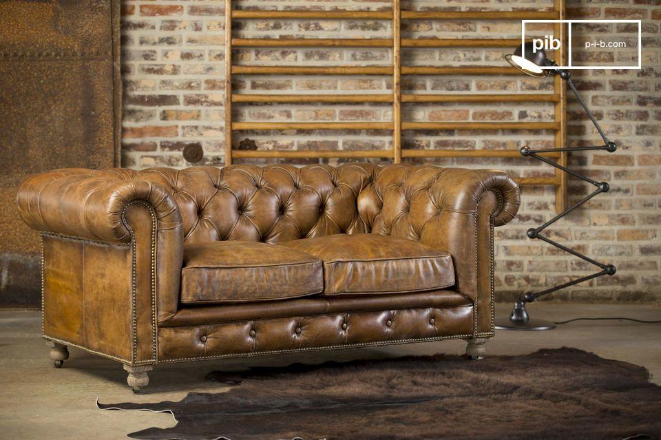 Es ist wahrscheinlich eines der besten Chesterfield-Sofas am Markt