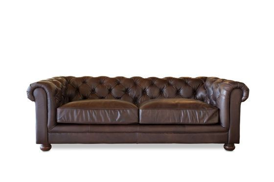 Sofa Dark Chesterfield ohne jede Grenze