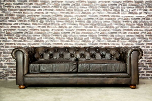 Chesterfield Sofa ? modern, bequem, trendy