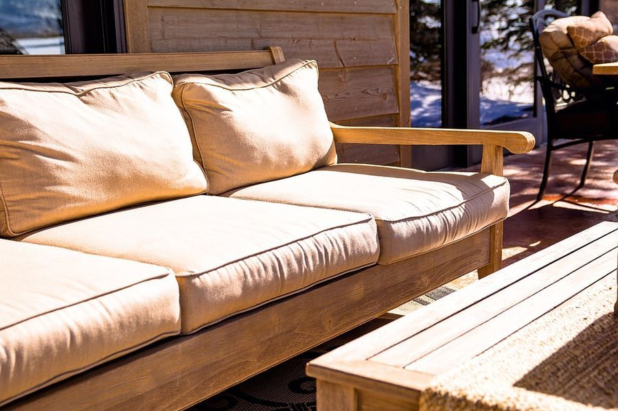 Sofa für terasse