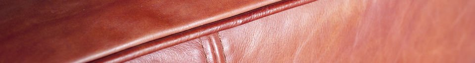 Materialbeschreibung Sofa Vintage Krieger