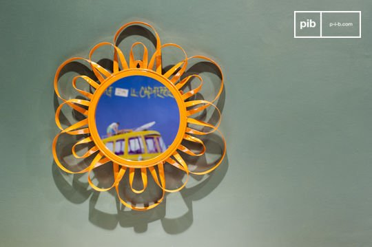 Spiegel Aurinko Orange