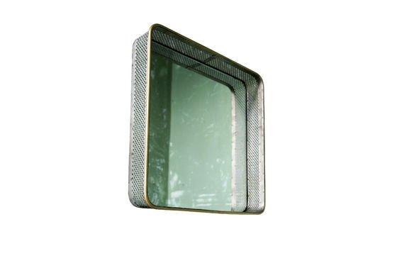Spiegel aus Metall Olonne ohne jede Grenze