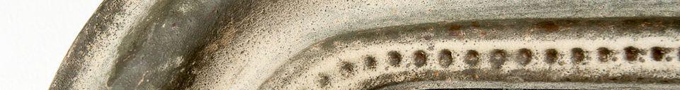 Materialbeschreibung Spiegel Clair de Lune