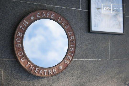 Spiegel de la Rue du Théâtre
