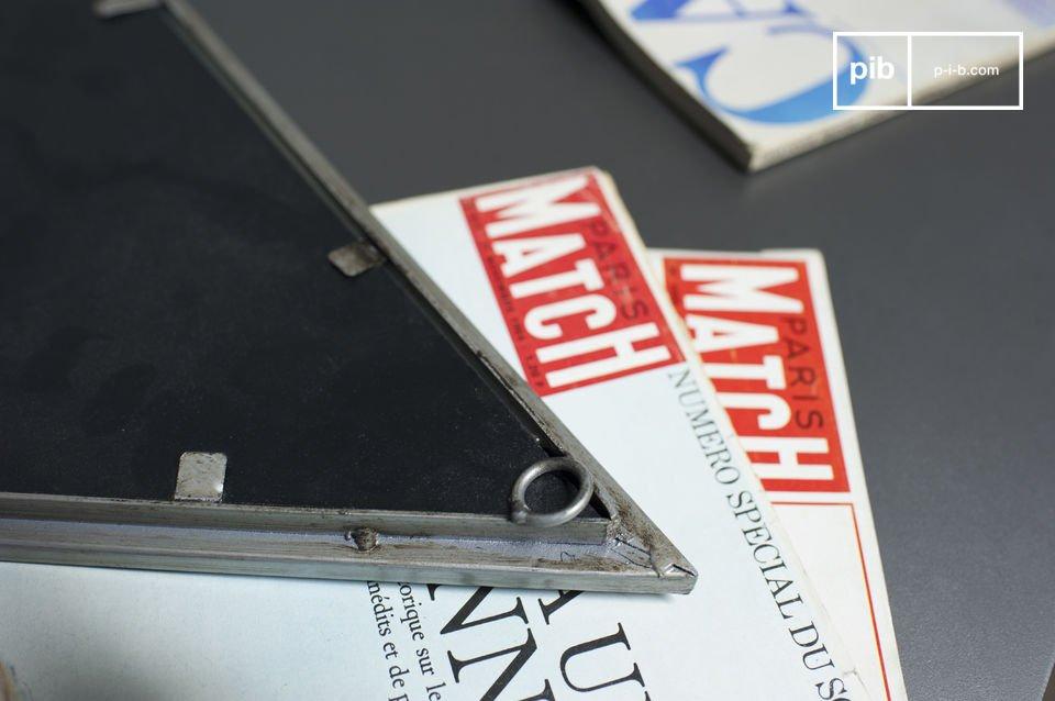 Der Spiegel Diagone ist ein Deko-Accessoire