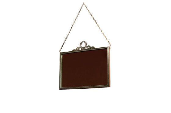 Spiegel Flèche de Bronze ohne jede Grenze