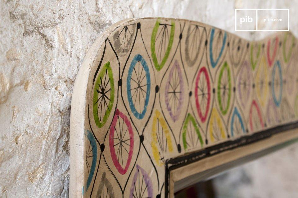Großes Format und Farbe für gelungene Landhaus-Deko