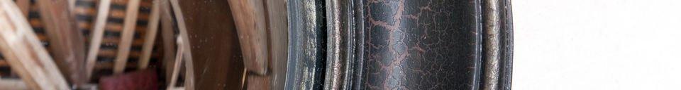 Materialbeschreibung Spiegel Magellan