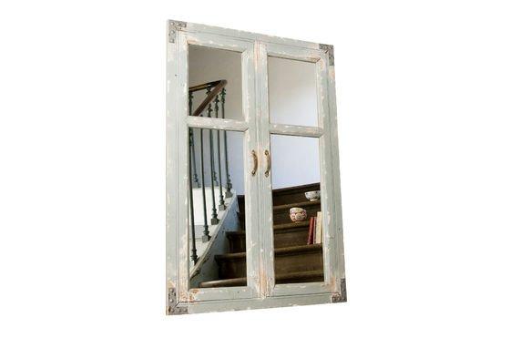 Spiegel Sweet Window ohne jede Grenze
