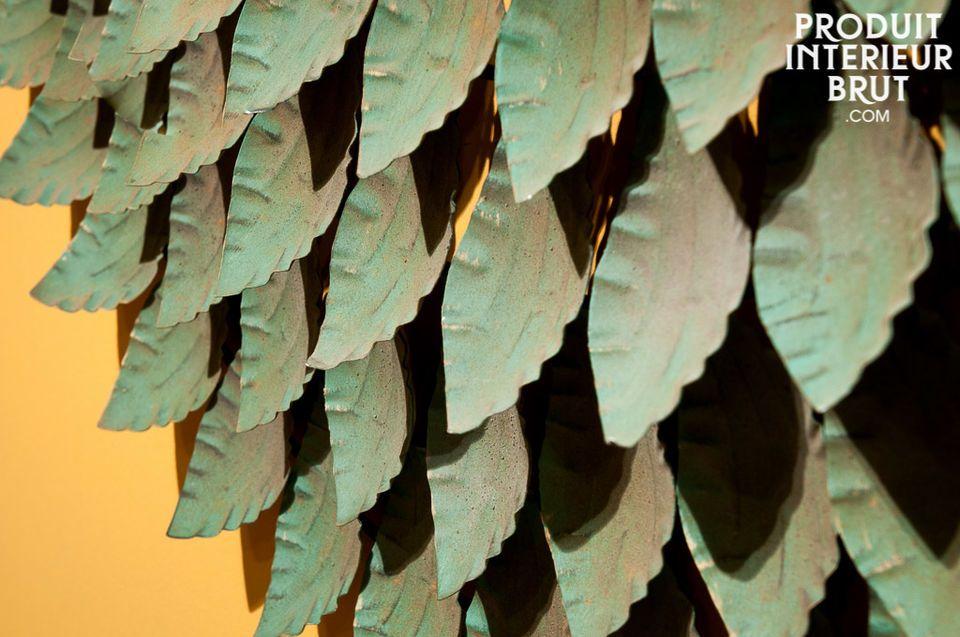 Der Speiegel Tausendblatt besitzt eine wunderschöne Metallkrone