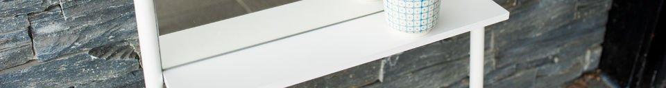 Materialbeschreibung Spiegel Trapisa