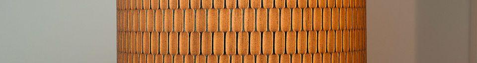 Materialbeschreibung Stehleuchte Bromma