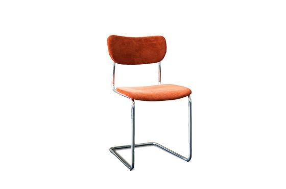 Stuhl Back in Norway Orange ohne jede Grenze