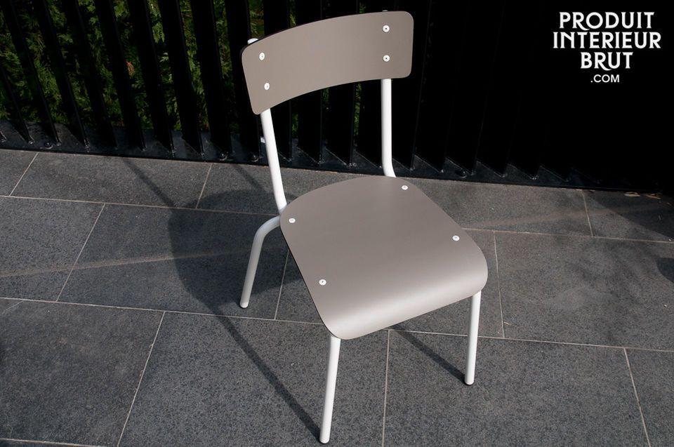 Dieser Formica-Stuhl aus der Feder von \