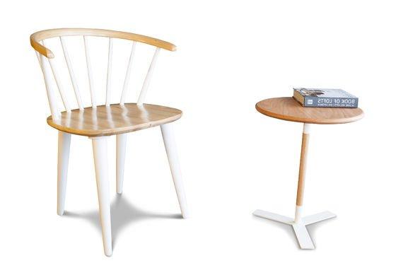 Stuhl liding schlichte linien und 100 holz for Stuhl nordisches design
