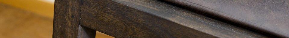 Materialbeschreibung Stuhl mit Armlehnen Balkis