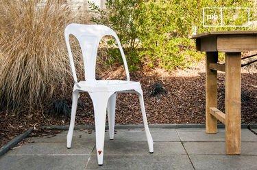 Stuhl Multipl's Weiß