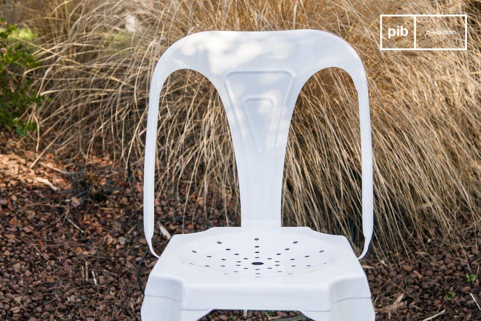 Stuhl Multipl's Weiß - 2