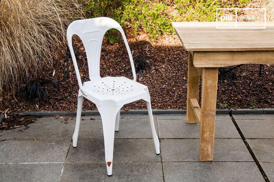 Stuhl Multipl's Weiß - 1