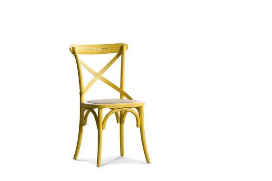 Stuhl Pampelune Gelb ohne jede Grenze