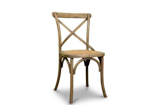 Stuhl Pampelune in Eiche natur ohne jede Grenze