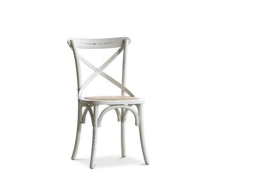 Stuhl Pampelune Weiß ohne jede Grenze