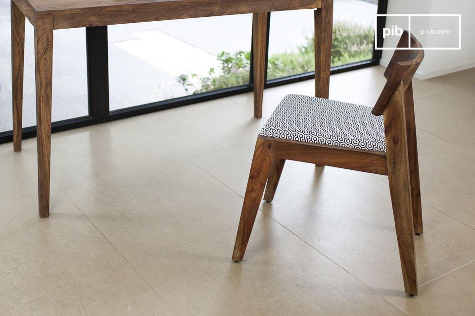 Entscheiden Sie sich für einen originalen und bequemen Stuhl mit einem skandinavischen Stil