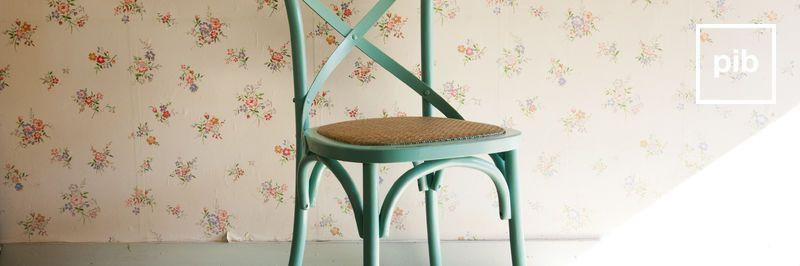 Stühle landhausstils shabby chic bald zurück in der Sammlung