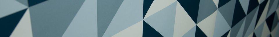 Materialbeschreibung Tapete Square Skive