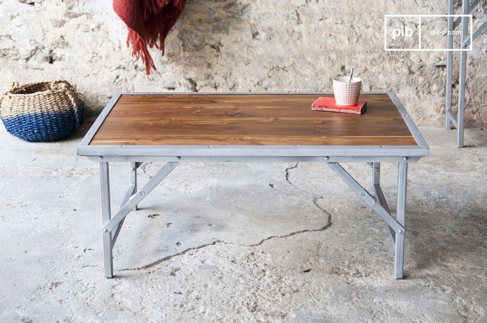 Edles Holz und zeitloses Design