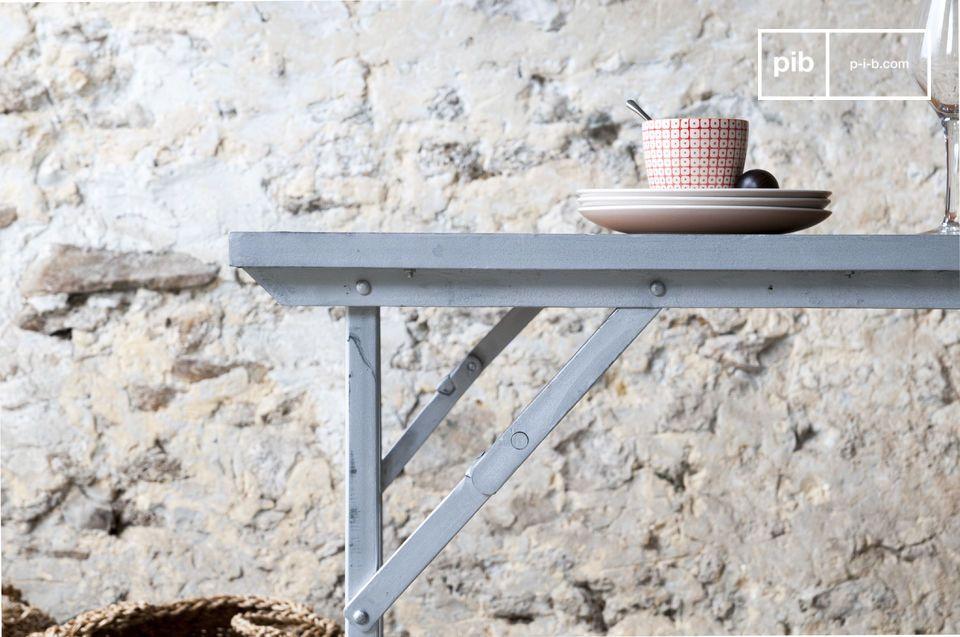 Industrieller Stil, Esstisch oder Büro