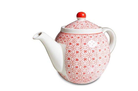 Teekanne Kennedy ohne jede Grenze