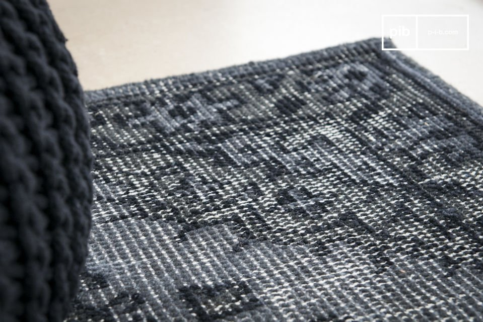 Der Teppich Wexford ist ein Dekoelement und gleichzeitig auch sehr konfortabel