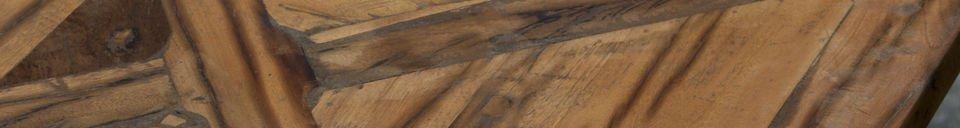 Materialbeschreibung Tisch Cadé