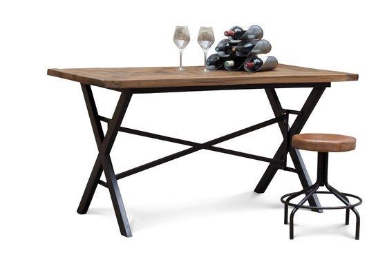 Tisch Cadé ohne jede Grenze