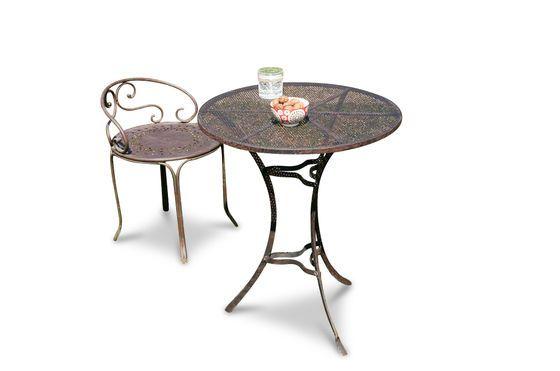 Tisch Giverny ohne jede Grenze